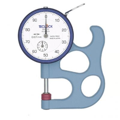TECLOCK  Thickness Gauges