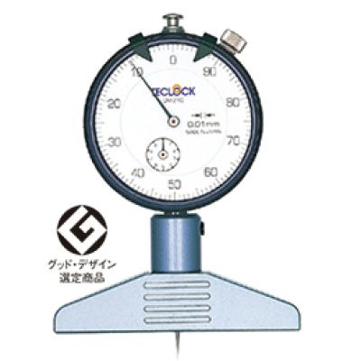 TECLOCK Depth  Gauges